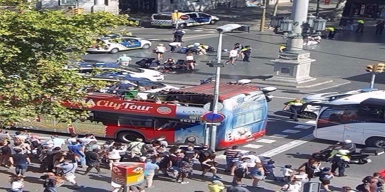 هجوم برشلونة: الشرطة الإسبانية تعتقل شخصا ثالثا