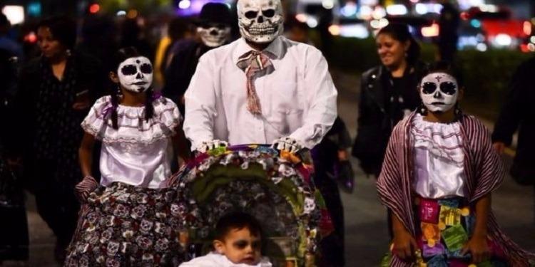 كيف يستعدد المكسيكيون لـ''يوم الموتى''؟ صور