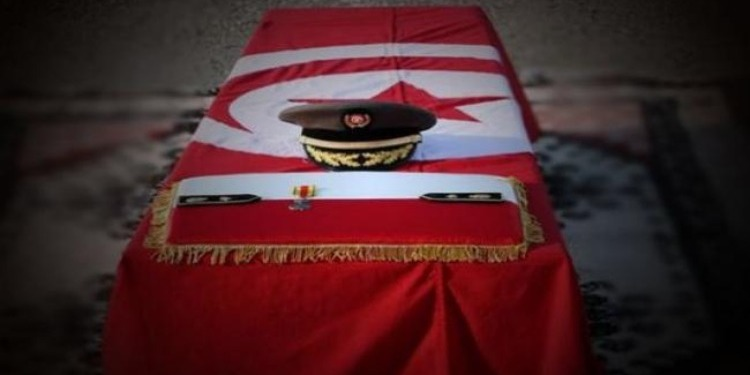 القصرين: إحياء الذكرى الثالثة لاستشهاد أربعة من أعوان الحرس الوطني