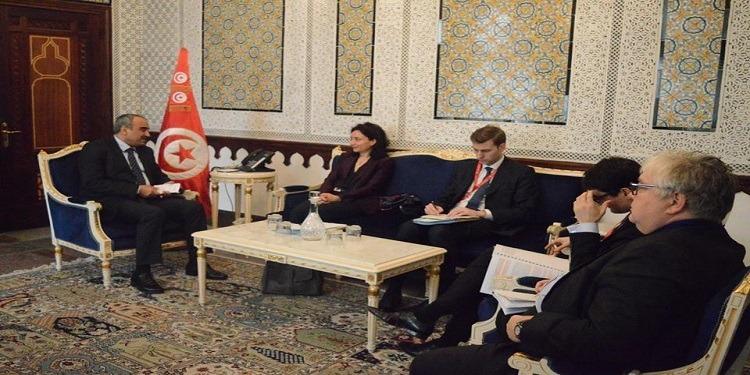 كاتبة الدولة لدى وزير الإقتصاد الفرنسي تؤكد إلتزام بلادها بمرافقة تونس في الإصلاحات