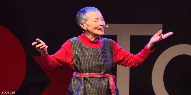 اليابان: صمّمت أول تطبيق ذكي لها...بعد أن بلغت 81 عاما