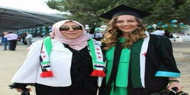 تركيا:  القبض على قاتل  الناشطة السورية عروبة بركات وابنتها
