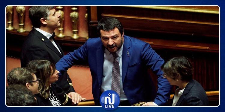 منع دخول مهاجرين: مجلس الشيوخ الايطالي يرفض التحقيق مع سالفيني