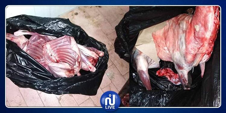 تطاوين: حجز كميات من اللحوم مصابة بالسلّ