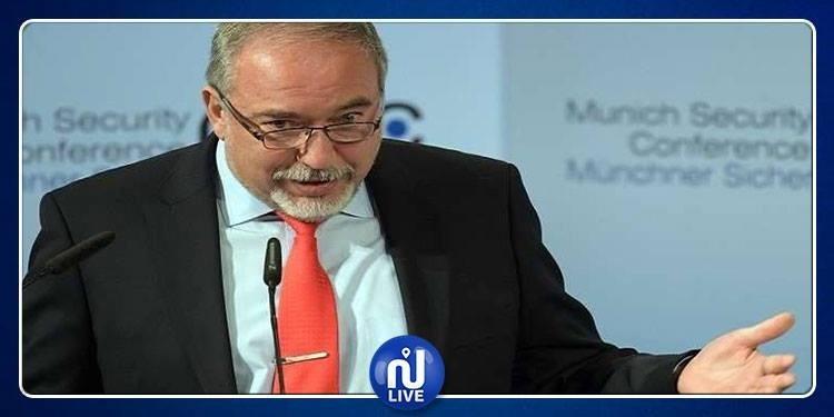 استقالة وزير الحرب الصهيوني بعد وقف الهجمات على غزة