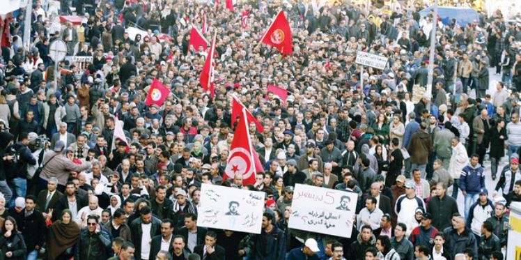 اتحاد الشغل يضبط رزنامة الاضرابات في القطاع الخاص