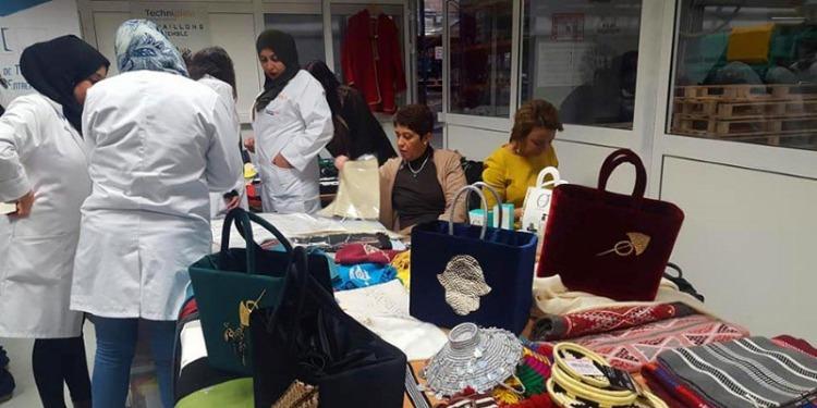 Sfax : Ouverture du premier point de vente de produits de femmes rurales