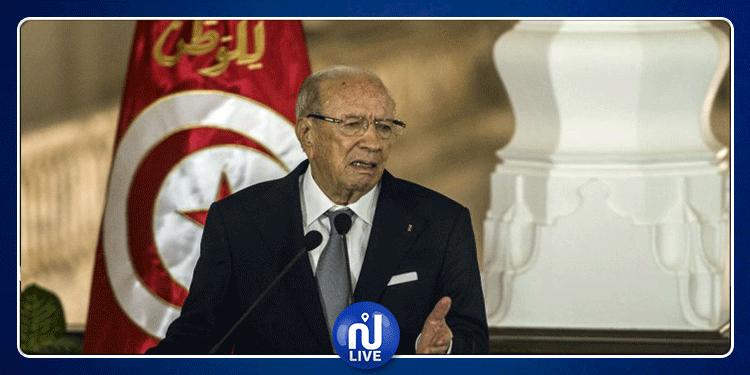رئيس الجمهورية: الدستور والدين لا يتعارضان مع المساواة بين الجنسين
