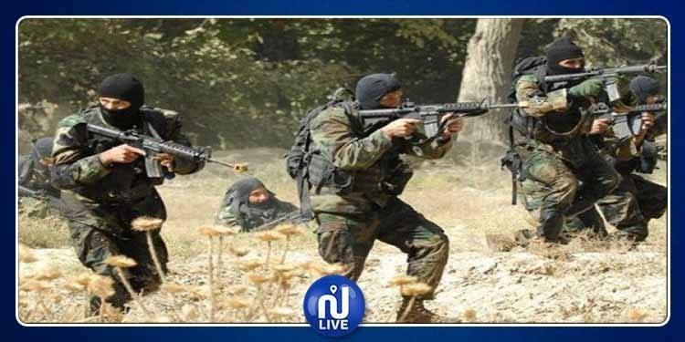 الشهيد - غار الدماء: تبادل لإطلاق نار مع إرهابيين