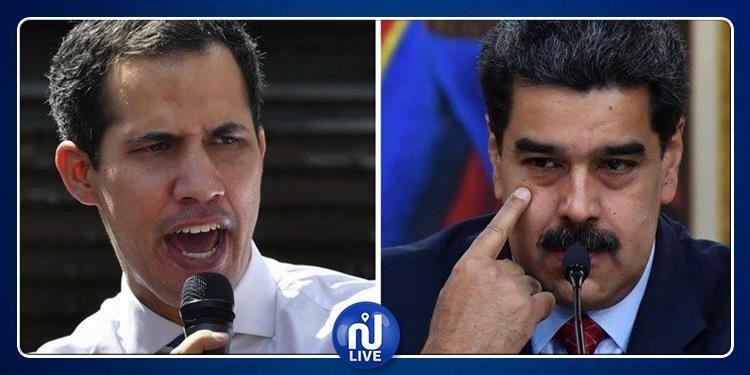 Nicolas Maduro accuse Juan Guaido d'une tentative d'assassinat
