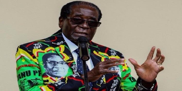 إلغاء تعيين رئيس الزيمبابوي سفيرا للنوايا الحسنة