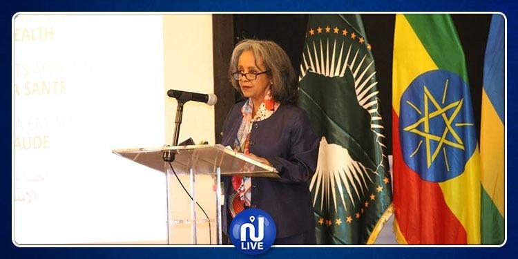 رئيسة إثيوبيا: ''المرأة التونسية يجب أن تسعى لتكون رئيسة للبلاد''