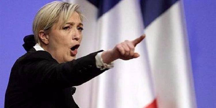 مارين لوبان: ''الجبهة الجمهورية البالية المتعفنة التي رفضها الفرنسيون تحاول تشكيل ائتلاف حول الضعيف ماكرون''