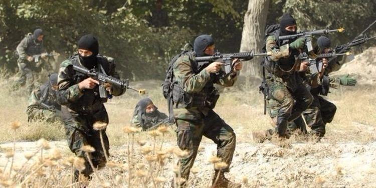 حجز سلاح كلاشينكوف لدى الارهابي الخطير 'برهان البولعابي'