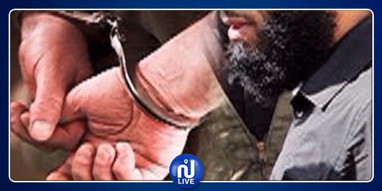 سيدي حسين: ايقاف ''داعشي'' خطير تصدى لأعوان الأمن بالحجارة