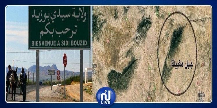 داعش الارهابي يتبنى عملية ذبح الكهل محمد مخلوفي بجبل مغيلة