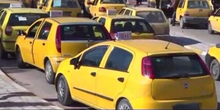 بداية من اليوم: إقليم تونس الكبرى دون تاكسيات