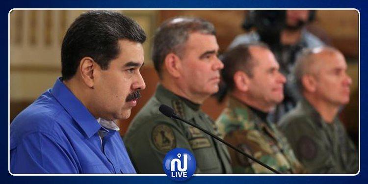 Maduro promet de punir l'''escarmouche putschiste''