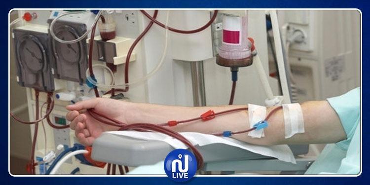 قسم تصفية الدم بمستشفى تطاوين يستغيث و الحماية المدنية تتدخل