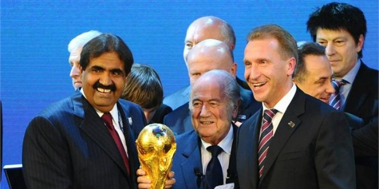 صحيفة بريطانية ترشح قطر للفوز بكأس العالم 2022