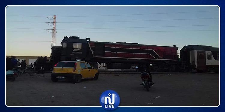 Tozeur: Collision mortelle entre un train et un louage…