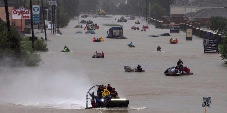 إعصار إرما وهارفي الأعلى تكلفة في تاريخ أمريكا