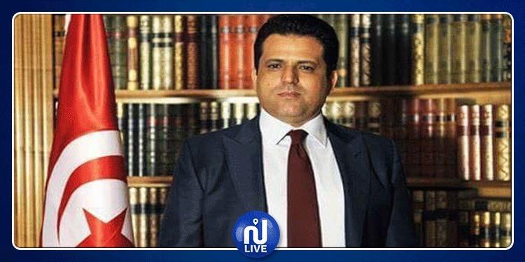 Slim Riahi démissionne de son poste de secrétaire général de Nidaa
