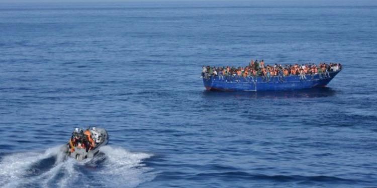 إنقاذ 25 شاب بصدد الهجرة قبالة سواحل جرجيس