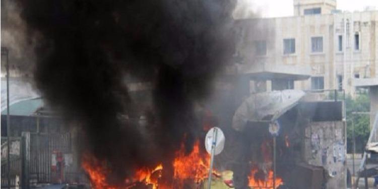 سوريا: قتلى وجرحى في انفجار داخل ثكنة للجيش