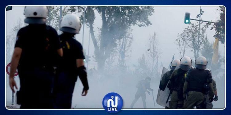 اليونان: انفجار عبوة ناسفة أمام كنيسة