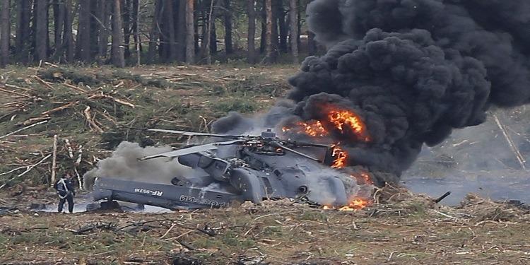 كاليفورنيا: مصرع جنديين أمريكيين في تحطم مروحية عسكرية