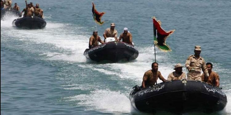 إنقاذ 125 مهاجرا غير شرعي قبالة السواحل الليبية