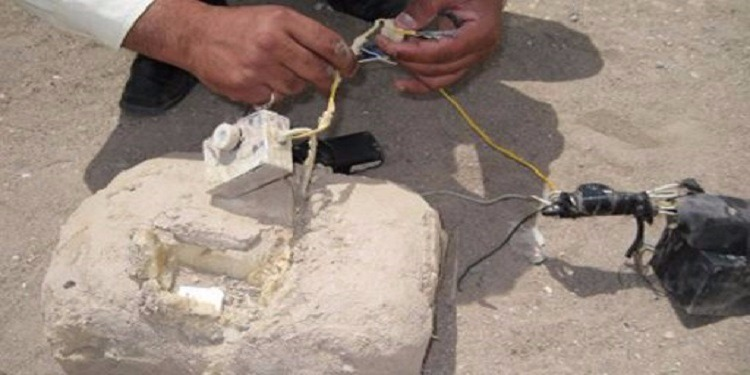 مصر: الأجهزة الأمنية تفكك عبوة ناسفة في طنطا