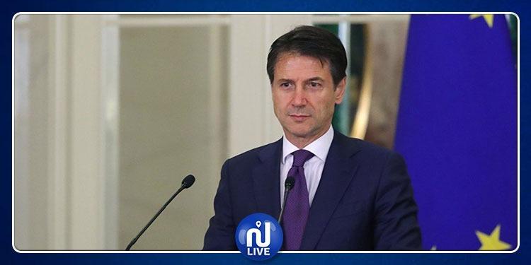 كونتي يطالب بتشكيل جبهة أوروبية موحّدة بشأن الهجرة