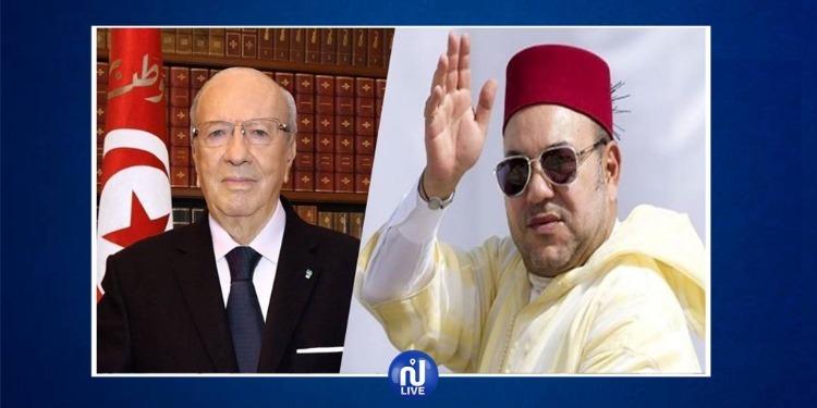 Le Roi Mohammed VI adresse un message de solidarité à BCE