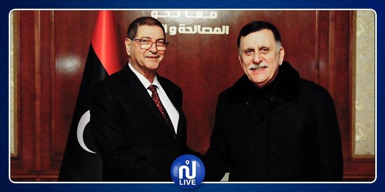 دعوة فايز السرّاج لحضور الدورة العادية 30 للقمة العربية بتونس