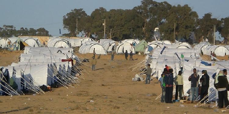 منتدى الحقوق الاقتصادية والاجتماعية يدين ''عملية الإخلاء القسري'' لمخيم الشوشة