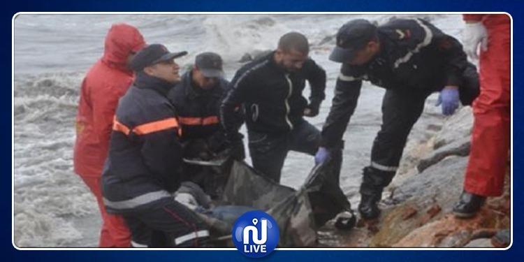 غرق مركب هجرة سرية بالمهدية.. انتشال جثة فتاة ثانية