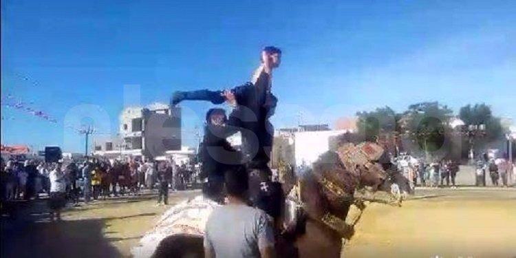 اختتام الدورة 41 من مهرجان سيدي علي الحطاب