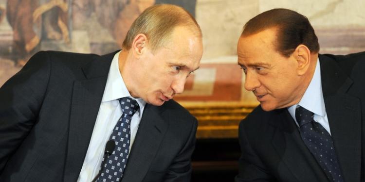 هل يصبح برلسكوني وزيرا لدى بوتين؟