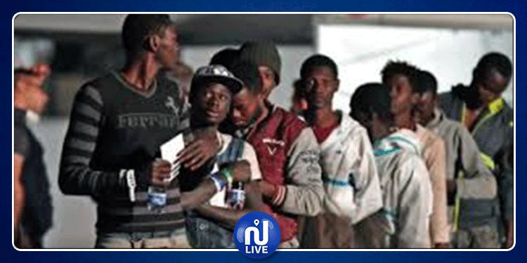 10 clandestins arrêtés à la frontière entre la Libye et la Tunisie