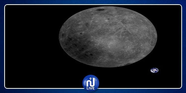 La Lune et la Terre réunies sur une même photo…