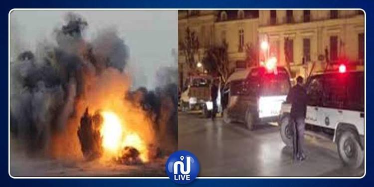 انفجار 'عبوة' قرب السوق المركزي بالمنستير..مصدر أمني يوضح