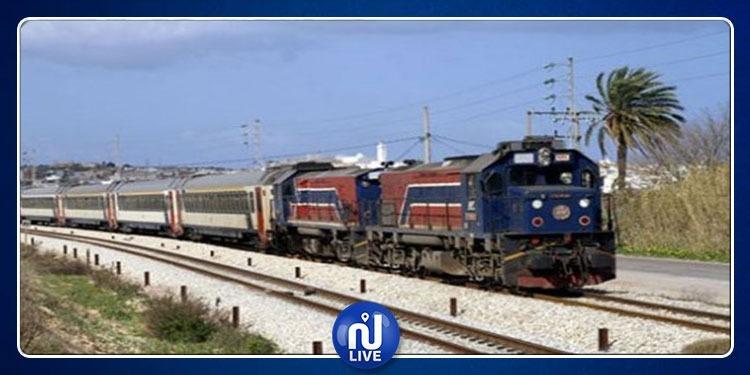 موعد استئناف حركة سير القطارات على خطّي تونس بنرزت وتونس غار الدمار