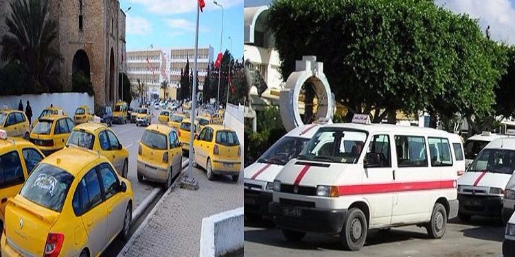 سحب البطاقات المهنية لـ28 مخالفا من أصحاب التاكسي واللواج والنقل الريفي
