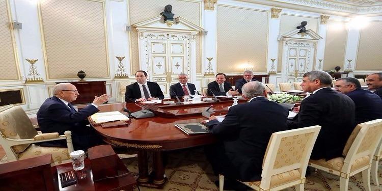 تقييم الوضع الأمني ومكافحة الهجرة غير الشرعية أبرز محاور إجتماع مجلس الأمن  القومي