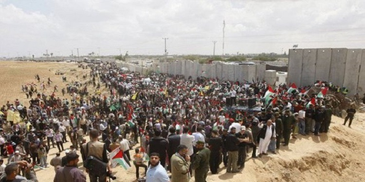 L'Egypte ouvre sa frontière avec Gaza…