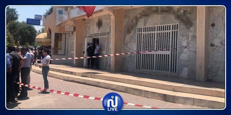 Kasserine: Hold-up dans unebanque à Sbiba