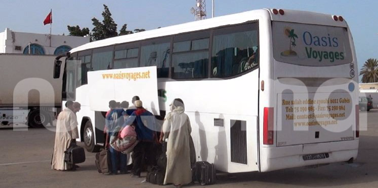 وصول 34 مصريا الى تونس تم ترحيلهم من ليبيا