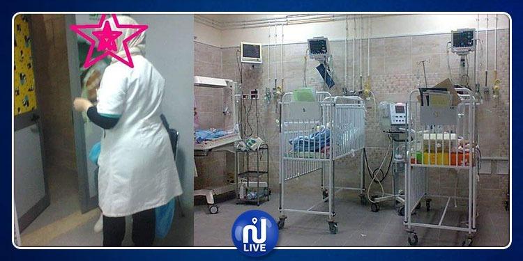 كان يٌحتضر...مستشفى ابن الجزّار بالقيروان ينقذ حياة طفل من الموت